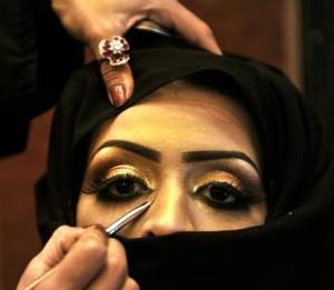 saudi eyebrow