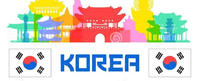 korea-travel-landmarks-vector-illustration-57253225