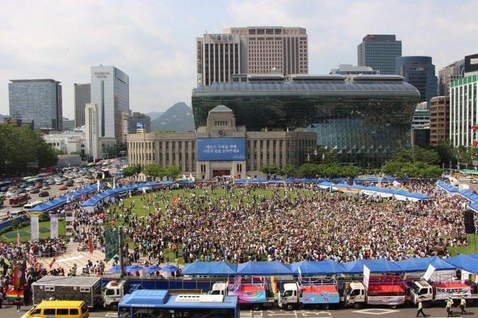 queer-korea-festival-city-hall-plaza-6-28-15