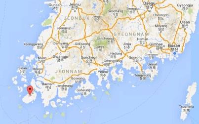 Busan to Jindo