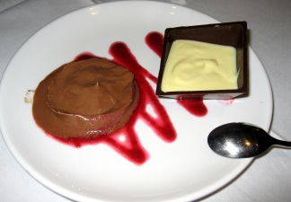 19 chocolate mousse