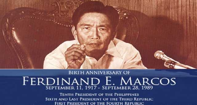 10 interesting facts about president ferdinand marcos | tenminutes.ph on Ferdinand Marcos Background