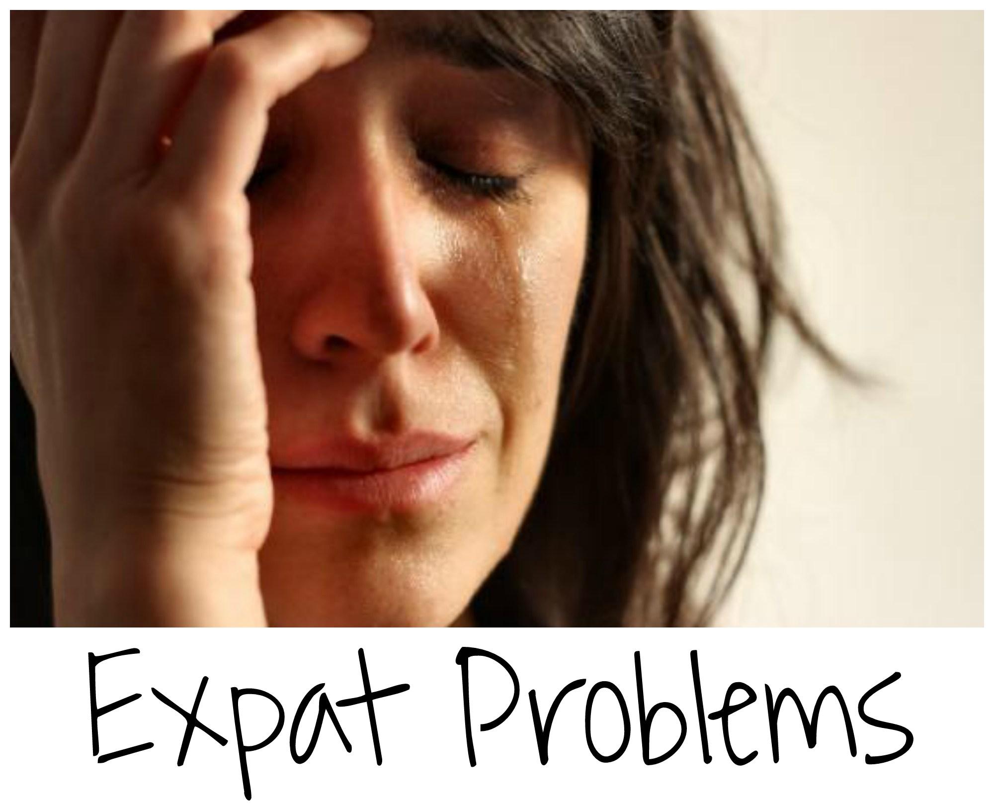 Expat-Problems