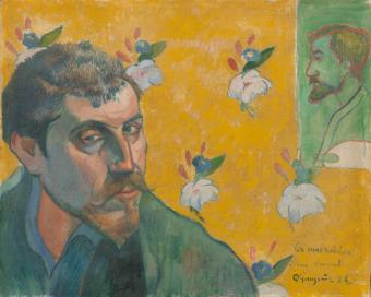 Gauguin with Bernard